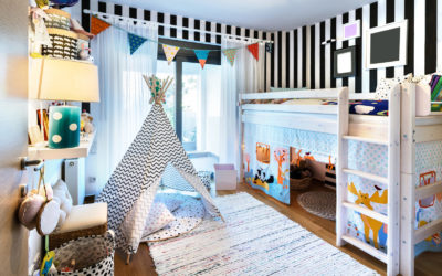 Planning Children's Bedrooms for Longevity + Fun